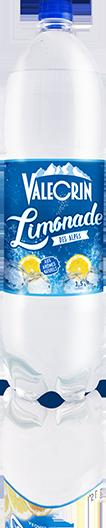 Lemonade 1,5 L Valécrin