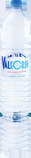 Spring water 1,5 L Valécrin